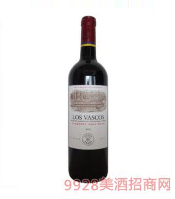 智利拉菲华诗歌赤霞珠红葡萄酒