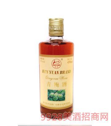 青梅酒450ml
