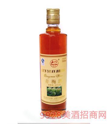 青梅酒500ml