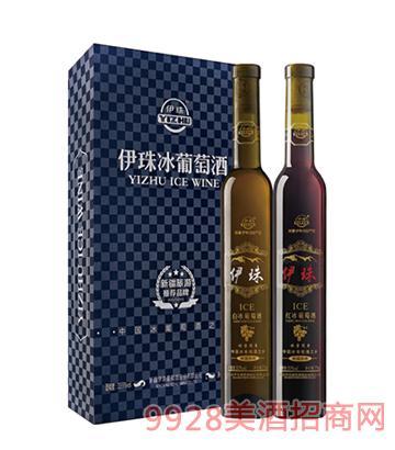 """""""伊珠行""""伊珠冰葡萄酒礼盒"""