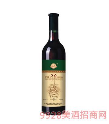 伊珠2003干红葡萄酒