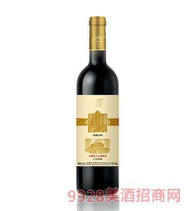葡萄庄园赤霞珠干红葡萄酒庄园醇酿
