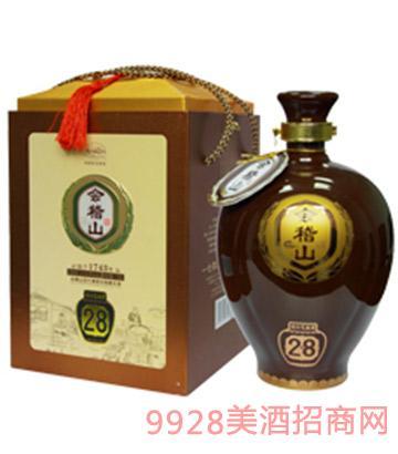会稽山28年陈绍兴花雕酒