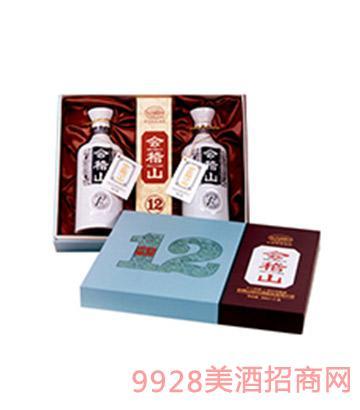 会稽山礼盒12年陈绍兴花雕酒