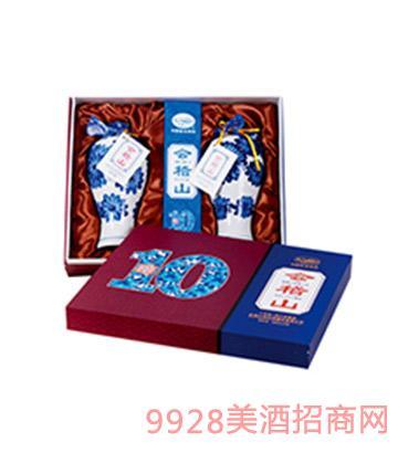 会稽山礼盒10年陈绍兴花雕酒