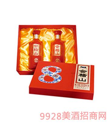 会稽山礼盒8年陈绍兴花雕酒