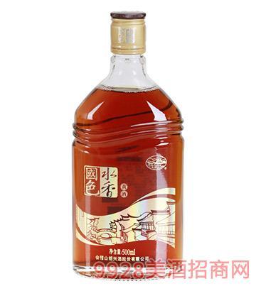 会稽山水乡国色黄酒(金)