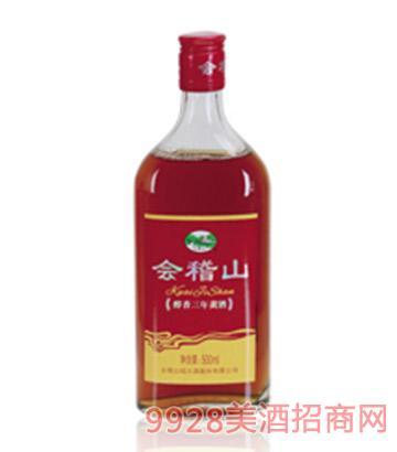会稽山醇香三年陈黄酒(省外)