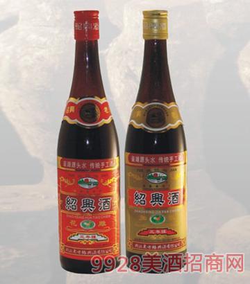 640ml越鑑3年陈绍兴花雕、加饭酒