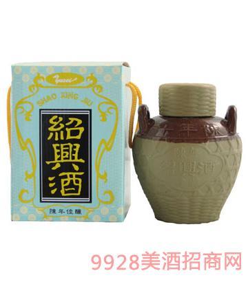 越鑑500m十年珍藏绍兴酒
