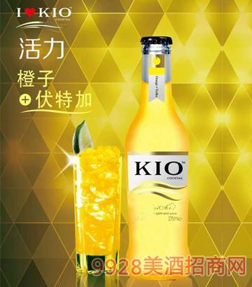 KIO鸡尾酒橙子味