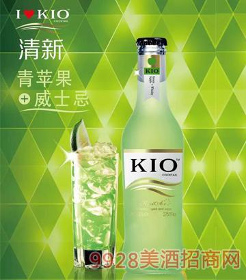 KIO鸡尾酒青苹果味