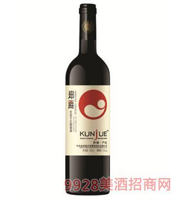 坤爵优选赤霞珠干红葡萄酒