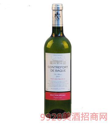 贝科干白葡萄酒