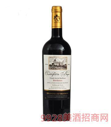 贝科波尔多干红葡萄酒