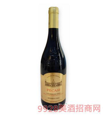 佩威斯珍藏干红葡萄酒