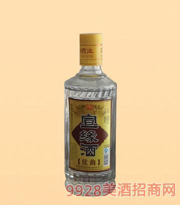 宣韻優曲酒裸瓶