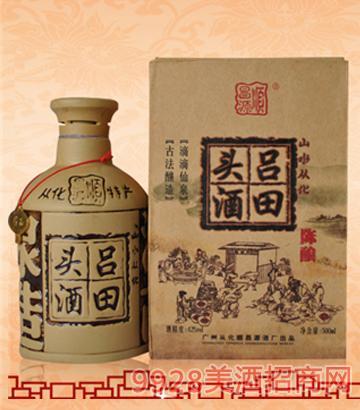 吕田头酒500ml