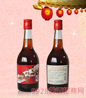 五年陈杞子黑糯米酒