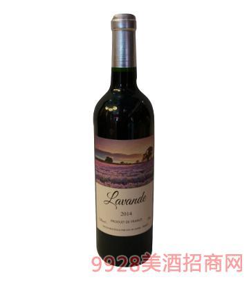 薰衣草葡萄酒