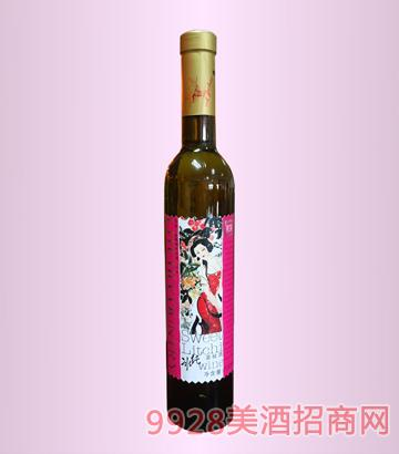 冰纯荔枝酒500ml