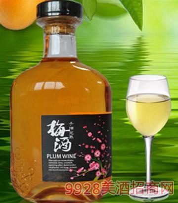 完熟梅酒14度