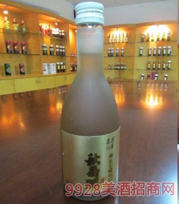 秋菊酿梅酒