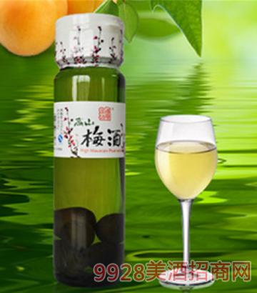 高山梅酒13度