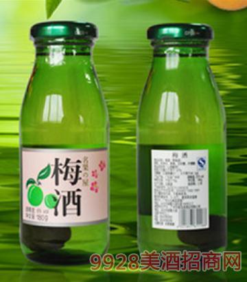 180ml小寿司梅酒