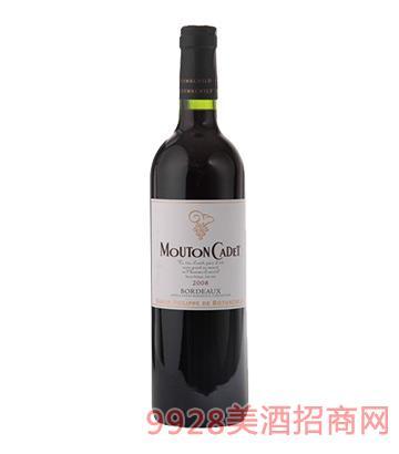 木桐嘉棣葡萄酒