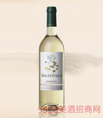 罗斯柴尔德男爵伯格伯爵白葡萄酒