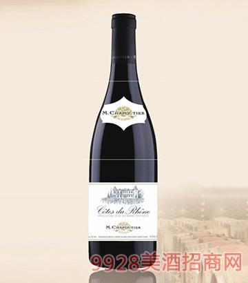 莎普蒂尔世家罗纳谷干红葡萄酒