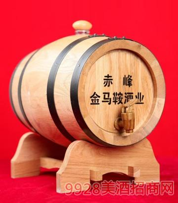 5L橡木桶装蒙鸿山葡萄酒