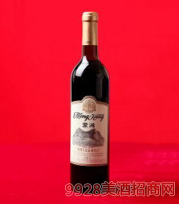 蒙鸿特级干红山葡萄酒