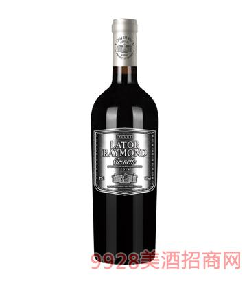 JK002拉�D雷蒙城堡・格尼特葡萄酒