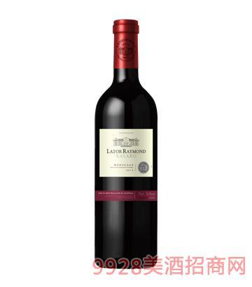 JK006拉�D雷蒙城堡・卡�_富葡萄酒