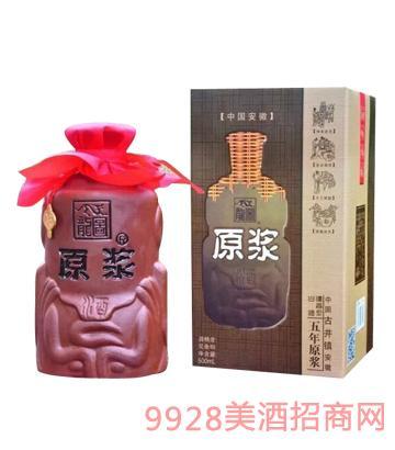 龍图原浆酒5年