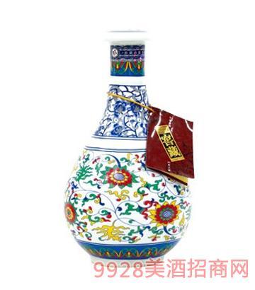 青花瓷窖藏酒