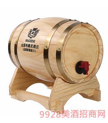法国玛德尼酒庄橡木酒桶