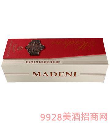 高档柔性印刷红酒包装盒