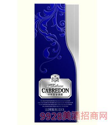 卡布雷登-包装单支蓝色礼盒