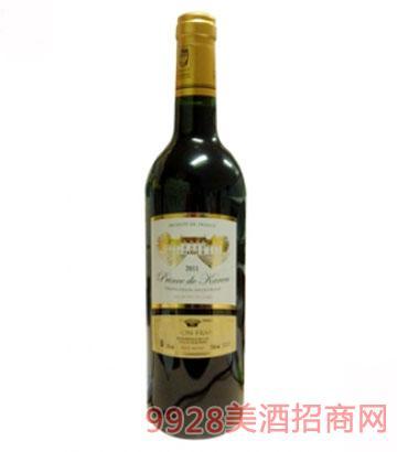 法国凯伦王子干红葡萄酒
