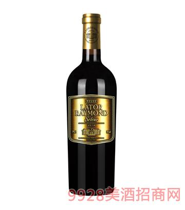 JK001拉�D雷蒙城堡・�勒葡萄酒