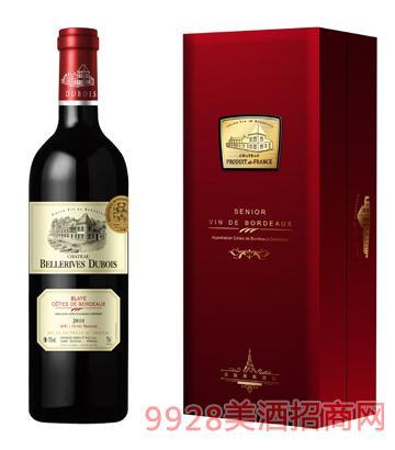 JK011迪布瓦单只礼盒葡萄酒
