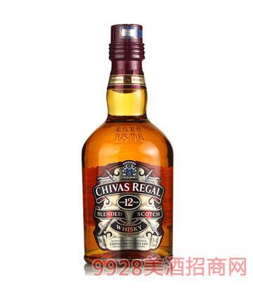 芝华士12年威士忌酒