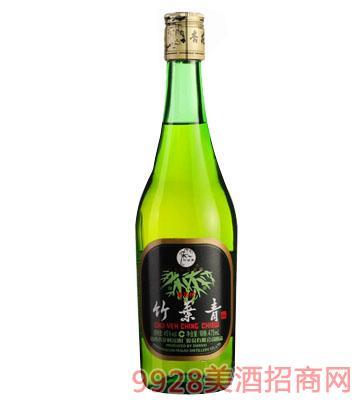 玻瓶竹叶青酒