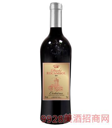 杜塞洛克科比埃尔红葡萄酒
