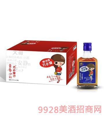 刁小妹养生酒125mlx24瓶