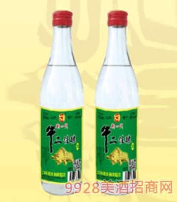 牛二佳酿500ml酒
