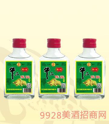 牛二陈酿100ml酒